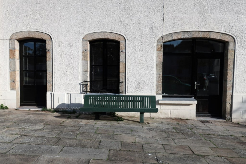 Location local commercial Quimperle 700€ HC - Photo 1