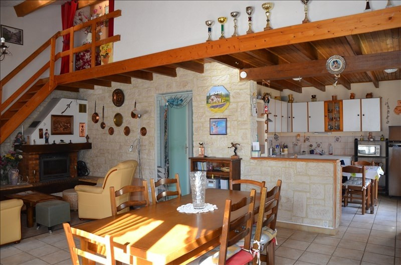 Vente maison / villa Lagorce 189 000€ - Photo 2