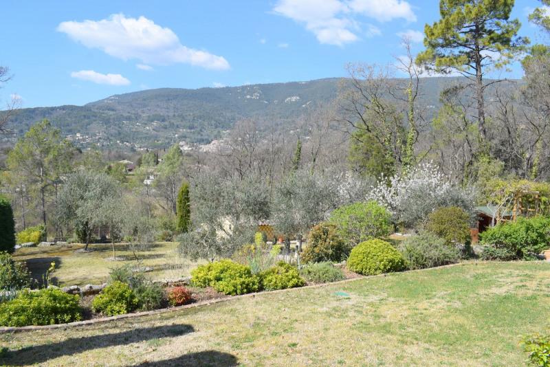 Deluxe sale house / villa Fayence 560000€ - Picture 18