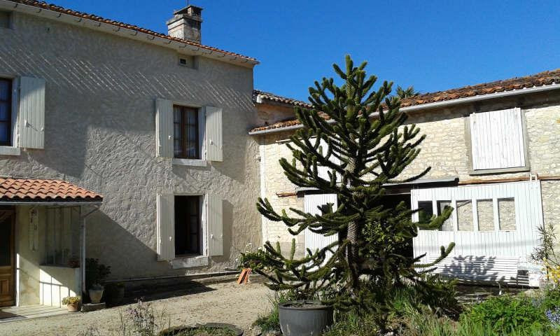 Vente maison / villa Montignac-charente 130000€ - Photo 1