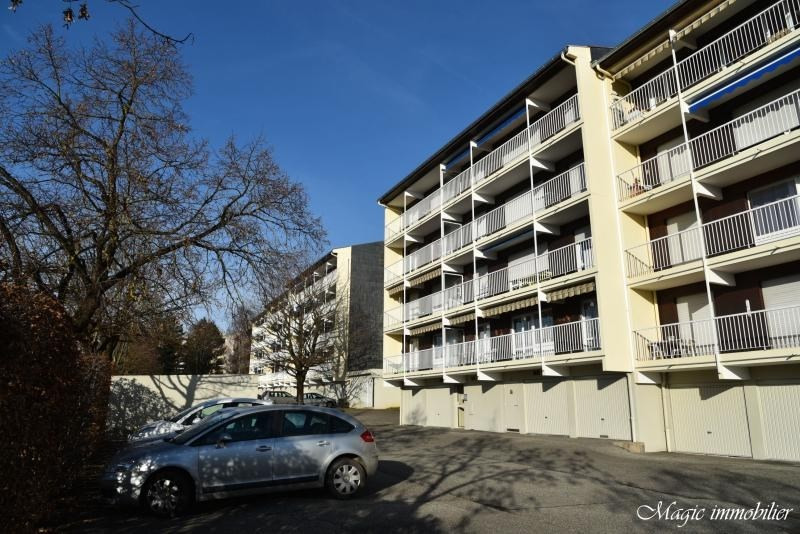 Rental apartment Bellegarde sur valserine 879€ CC - Picture 1