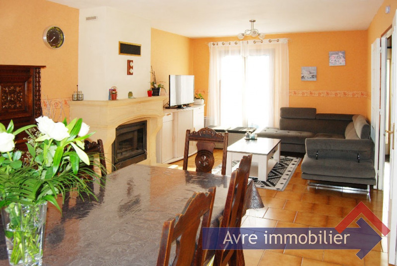 Vente maison / villa Verneuil d'avre et d'iton 183000€ - Photo 3