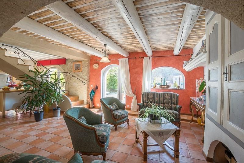 Vente de prestige maison / villa Le puy ste reparade 798000€ - Photo 7