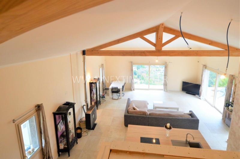 Revenda residencial de prestígio casa Peille 900000€ - Fotografia 13