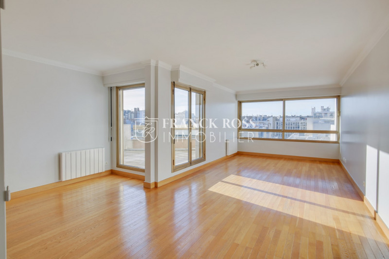 Alquiler  apartamento Paris 17ème 3930€ CC - Fotografía 2