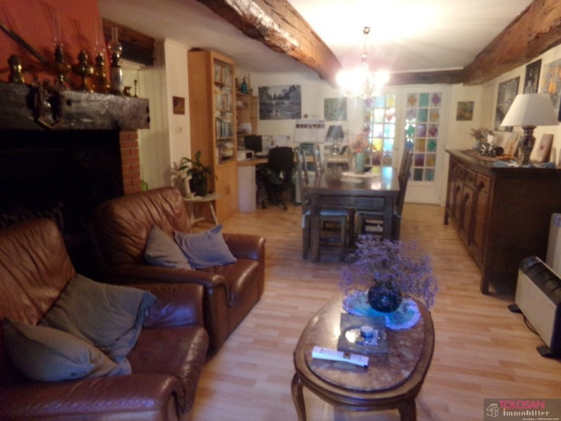 Vente maison / villa Ayguesvives 365000€ - Photo 2