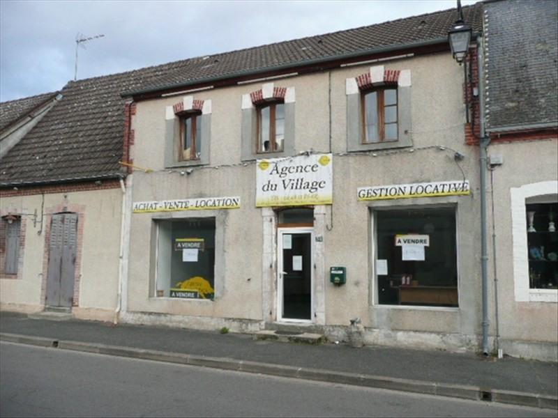 Sale shop Nancay 86000€ - Picture 1