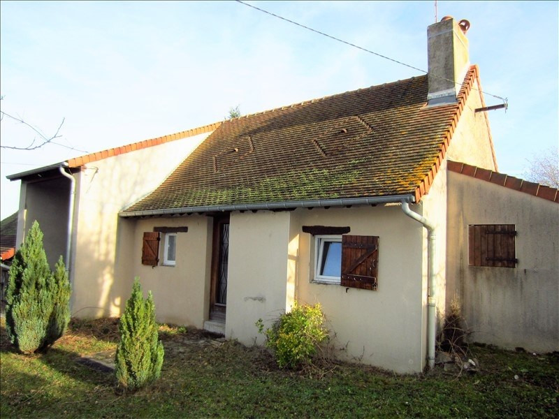 Vente maison / villa Villeneuve sur allier 65000€ - Photo 1