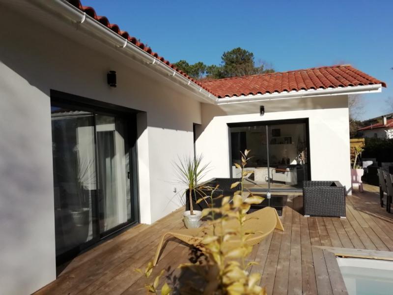 Vente maison / villa Saubion 389900€ - Photo 2