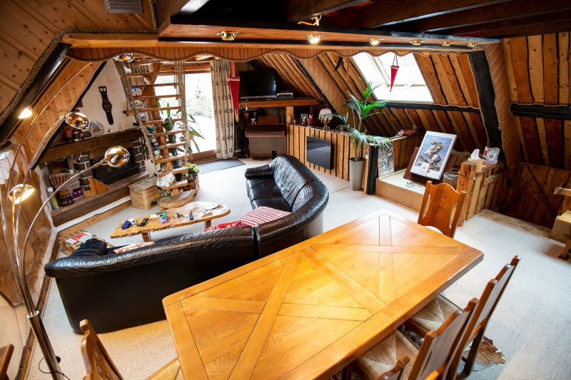 Revenda casa Laval 395000€ - Fotografia 2