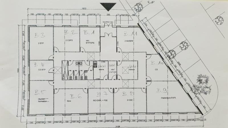 Sale empty room/storage Evreux 479500€ - Picture 2