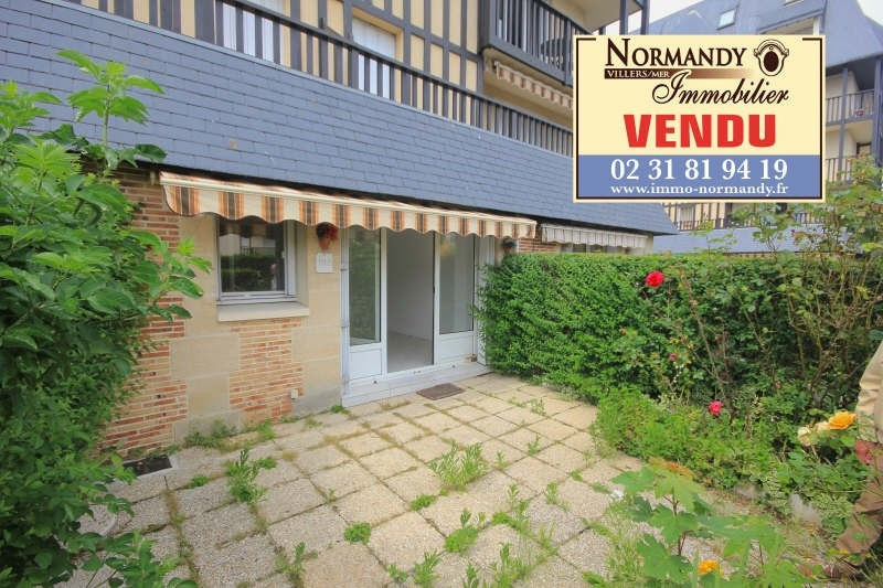 Vente appartement Villers sur mer 97 200€ - Photo 1