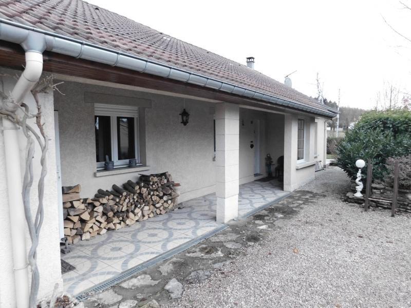 Vente maison / villa Etival clairefontaine 157900€ - Photo 2