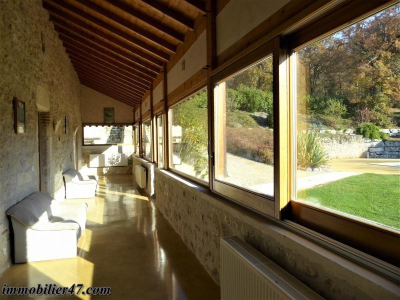 Vente de prestige maison / villa Prayssas 540000€ - Photo 16