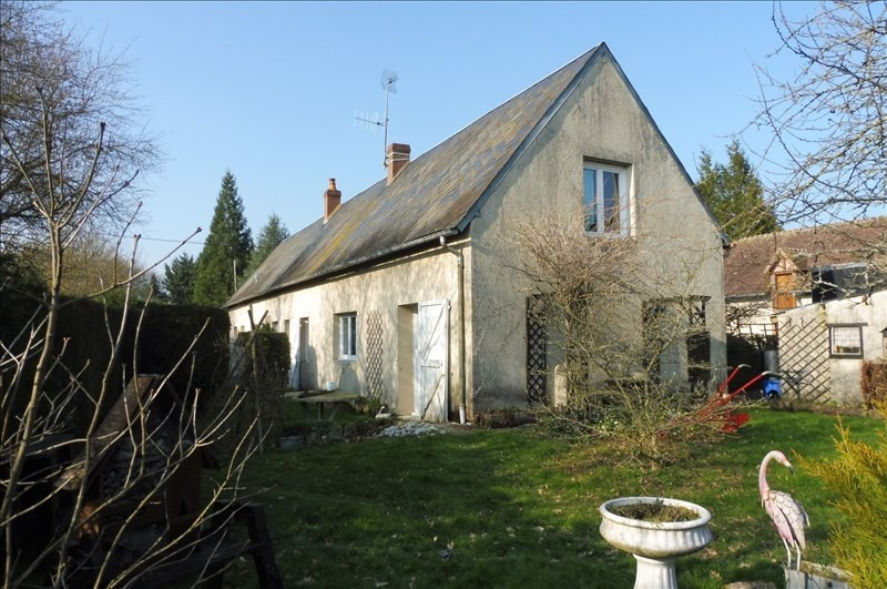Sale house / villa Tourouvre 124 000€ - Picture 1