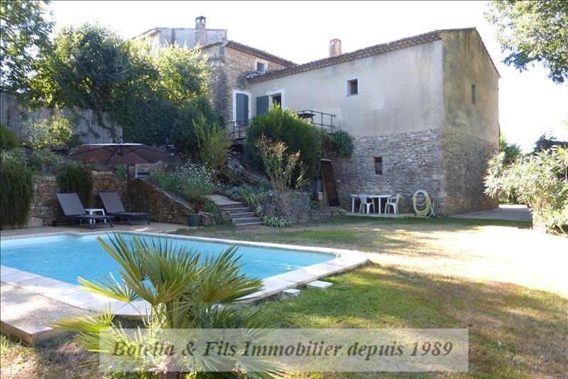 Verkoop van prestige  huis Uzes 506000€ - Foto 1