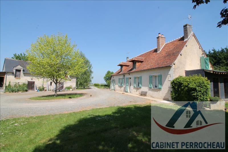 Sale house / villa La chartre sur le loir 270300€ - Picture 1