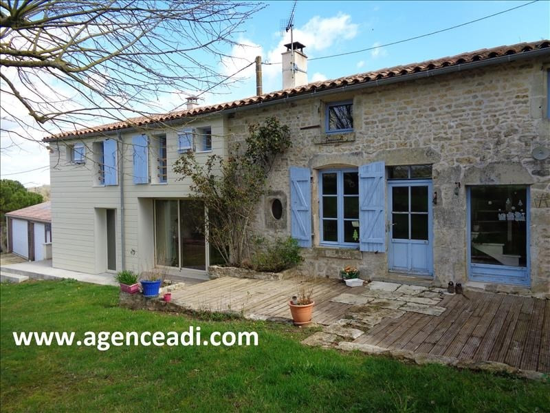 Vente maison / villa La mothe st heray 176500€ - Photo 1