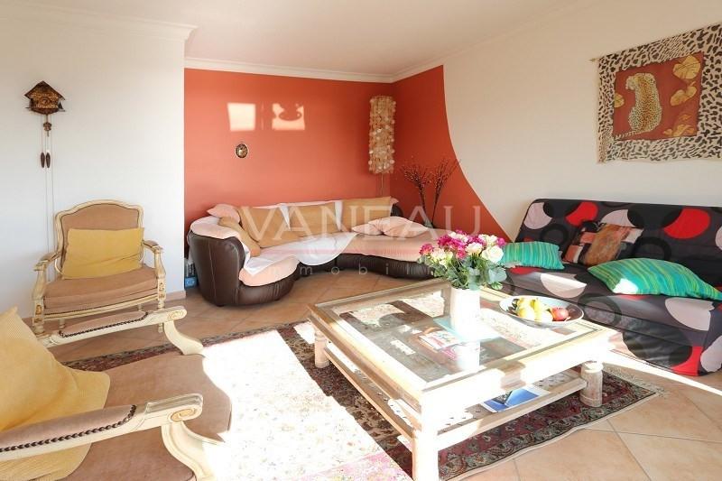 Vente de prestige appartement Juan-les-pins 689000€ - Photo 4