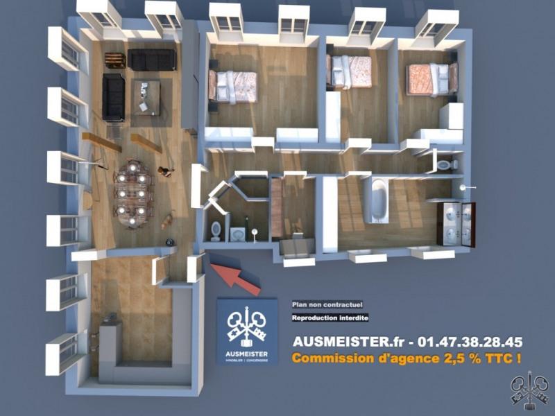 Deluxe sale apartment Paris 6ème 3100000€ - Picture 4