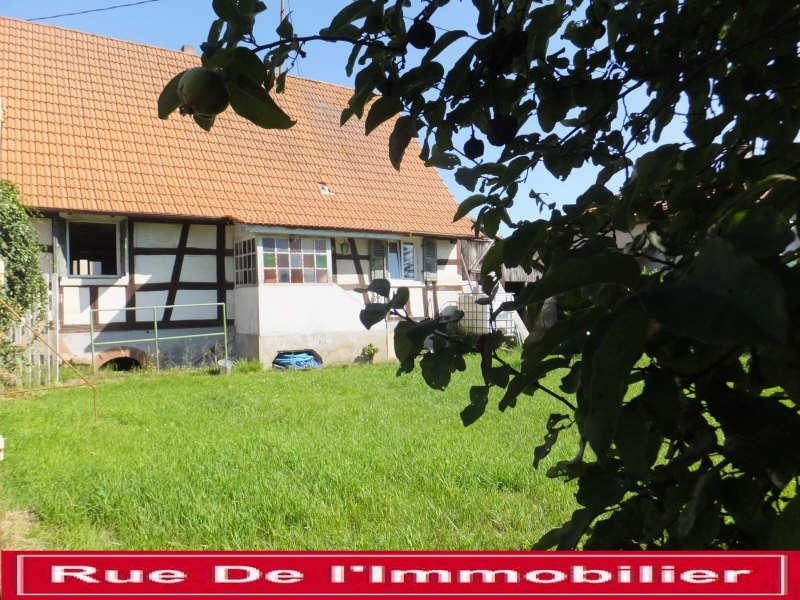 Sale house / villa Froeschwiller 117700€ - Picture 2