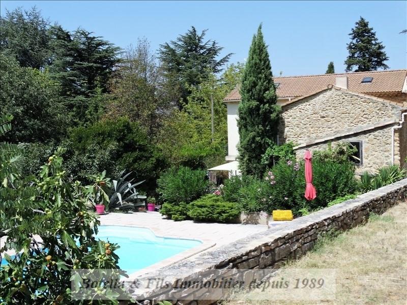 Vente maison / villa Bagnols sur ceze 395000€ - Photo 13