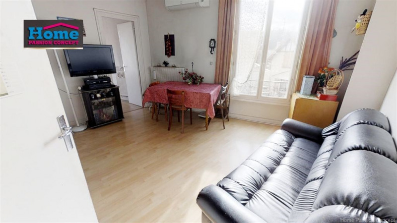Vente appartement Nanterre 210 000€ - Photo 2