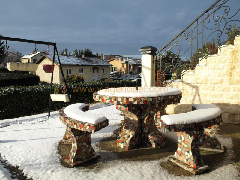 Viager maison / villa Roche-la-molière 47500€ - Photo 1