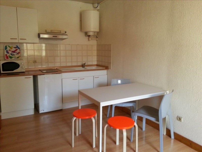 Rental apartment Langon 390€ CC - Picture 1