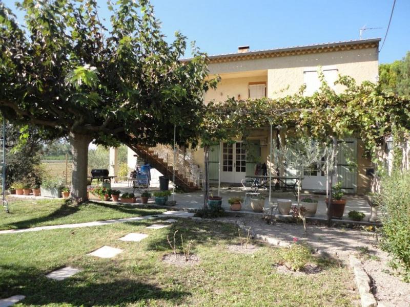Sale house / villa Althen des paluds 395200€ - Picture 2