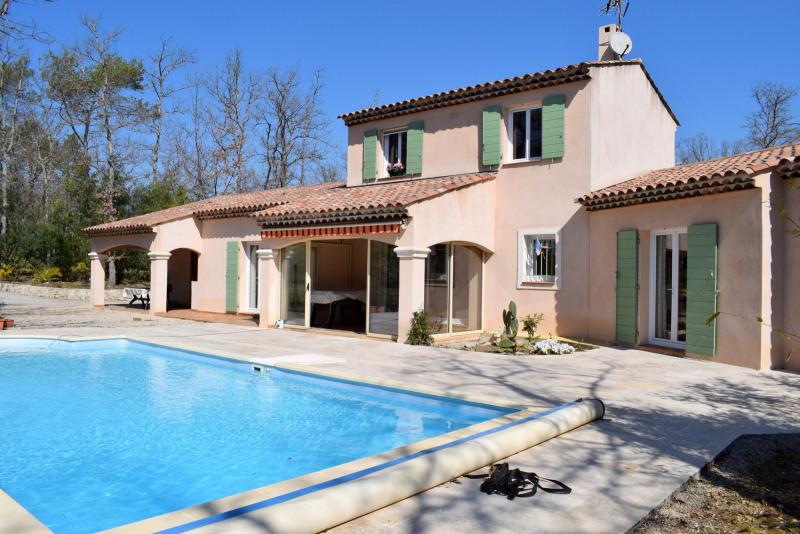 Vente maison / villa Fayence 593000€ - Photo 3