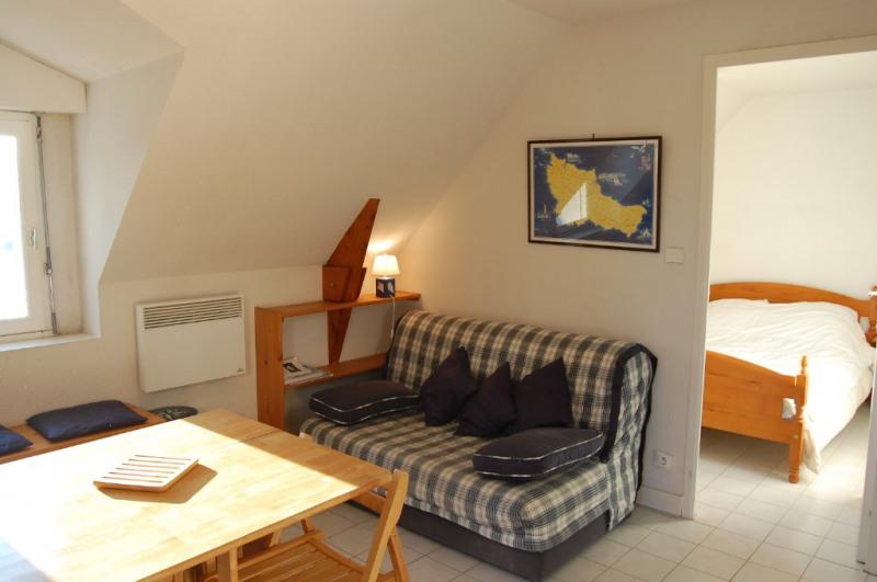 Verkoop  appartement Sauzon 128600€ - Foto 2