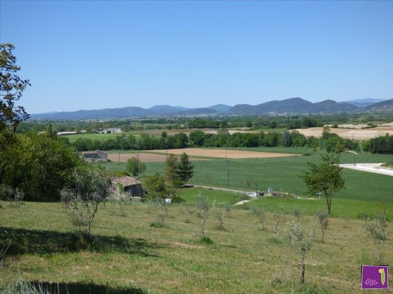 Verkoop  stukken grond Barjac 77400€ - Foto 1