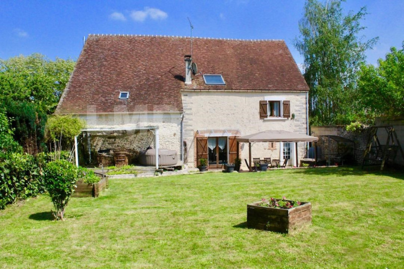 Vente maison / villa Rozay-en-brie 435000€ - Photo 1
