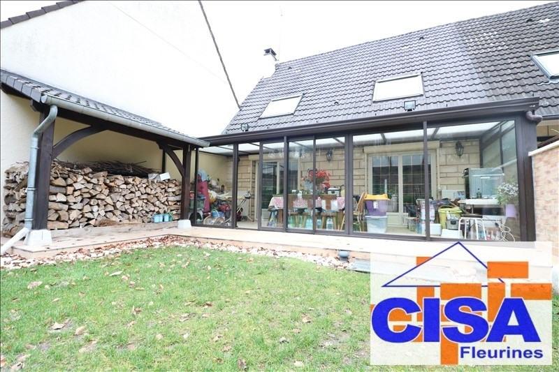 Sale house / villa Fleurines 329000€ - Picture 2