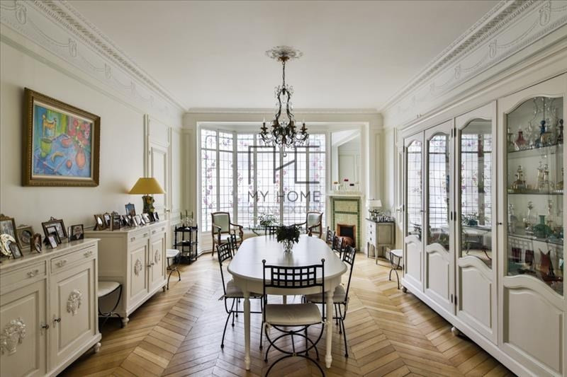 Deluxe sale apartment Paris 17ème 2 850 000€ - Picture 2