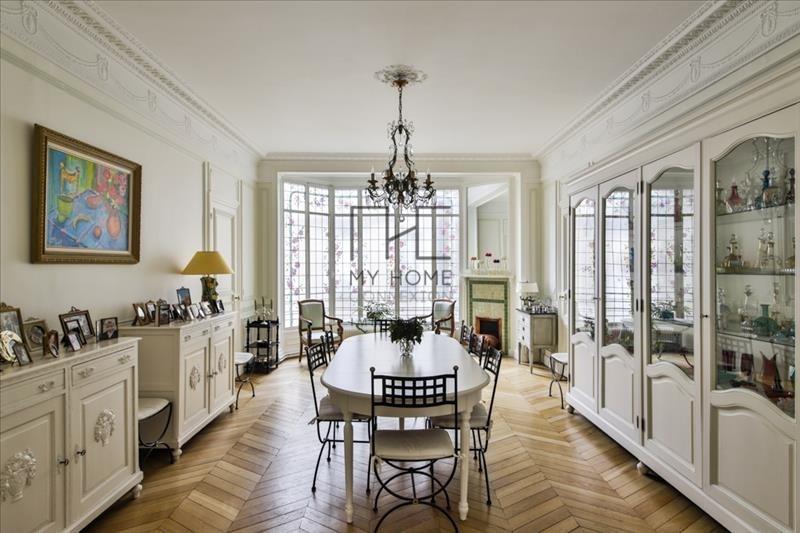 Immobile residenziali di prestigio appartamento Paris 17ème 2940000€ - Fotografia 3