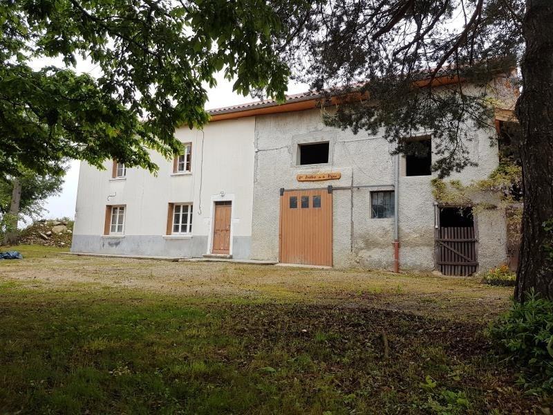 Revenda casa Meyrieu les etangs 210000€ - Fotografia 2