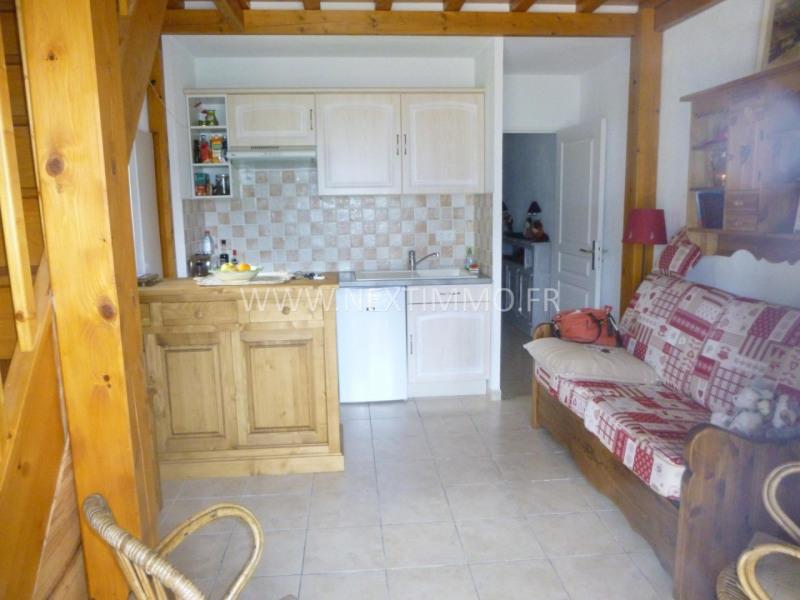 Venta  apartamento Saint-martin-vésubie 146000€ - Fotografía 7