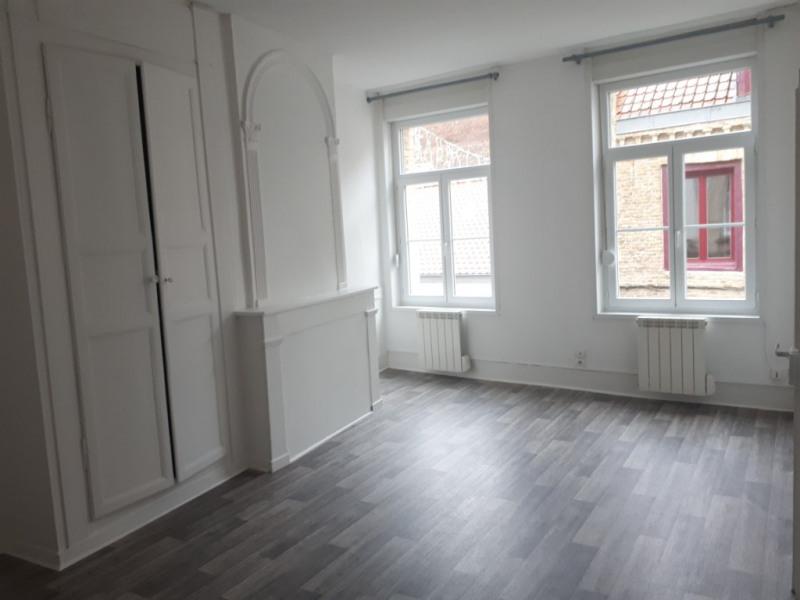 Rental apartment Saint omer 504€ CC - Picture 1