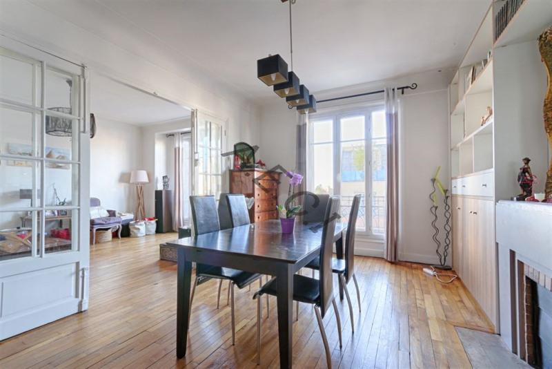 Vente appartement Asnieres sur seine 620000€ - Photo 5