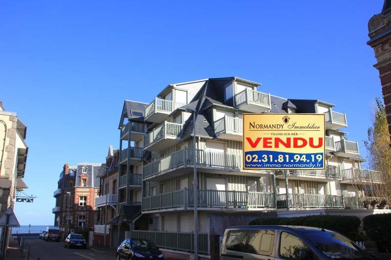 Sale apartment Villers sur mer 212 000€ - Picture 1