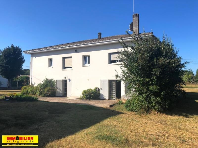 Vente maison / villa Podensac 306600€ - Photo 2