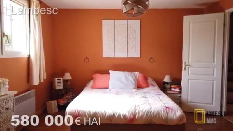 Revenda residencial de prestígio casa Lambesc 580000€ - Fotografia 12