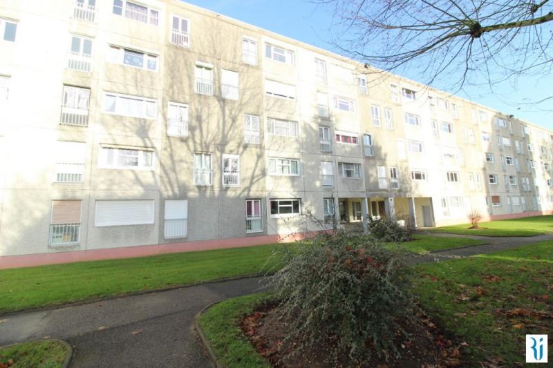 Vente appartement Mont saint aignan 118000€ - Photo 7
