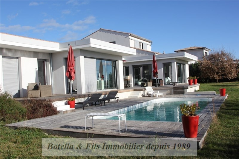 Deluxe sale house / villa Uzes 1 050 000€ - Picture 1