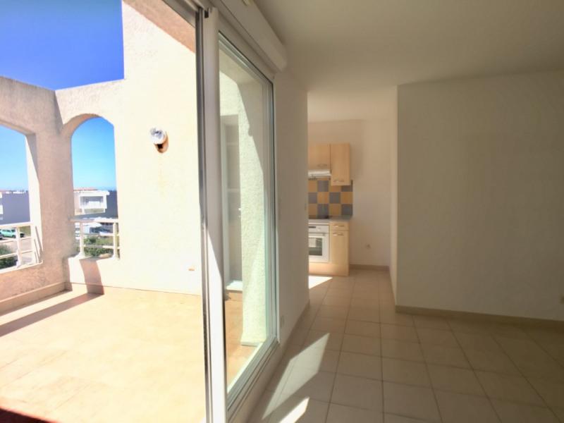 Vente appartement Agde 146000€ - Photo 1
