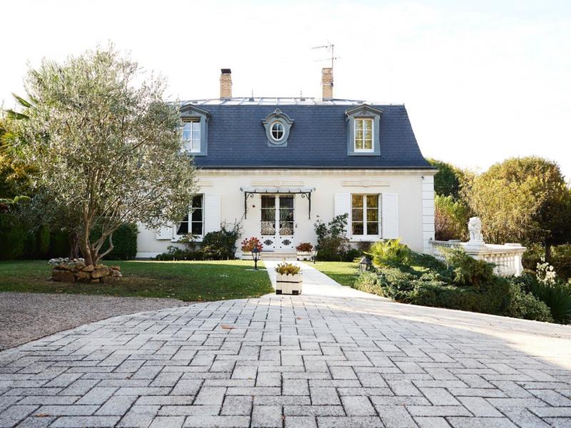 Sale house / villa St leu la foret 931500€ - Picture 2