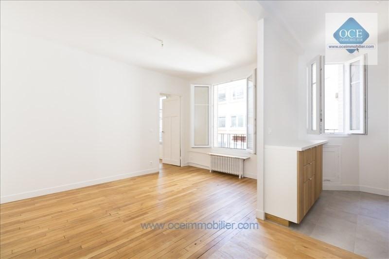 Deluxe sale apartment Paris 11ème 435000€ - Picture 2