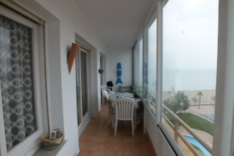 Location vacances appartement Roses santa-margarita 360€ - Photo 4